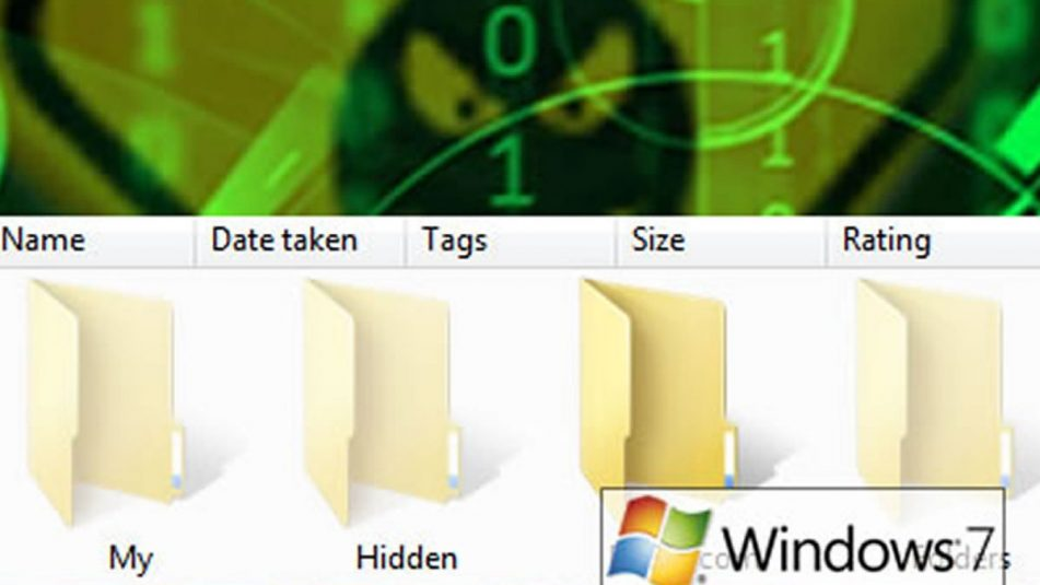 HowTo: Restore Files Hidden by Virus on Windows 7